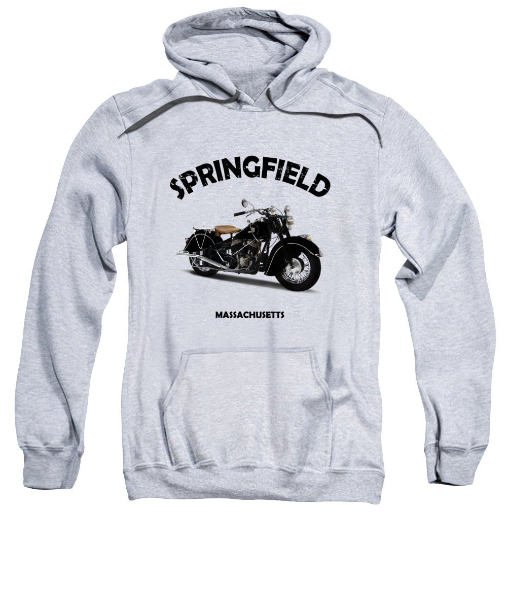 Indian Hooded Sweatshirts T-Shirts