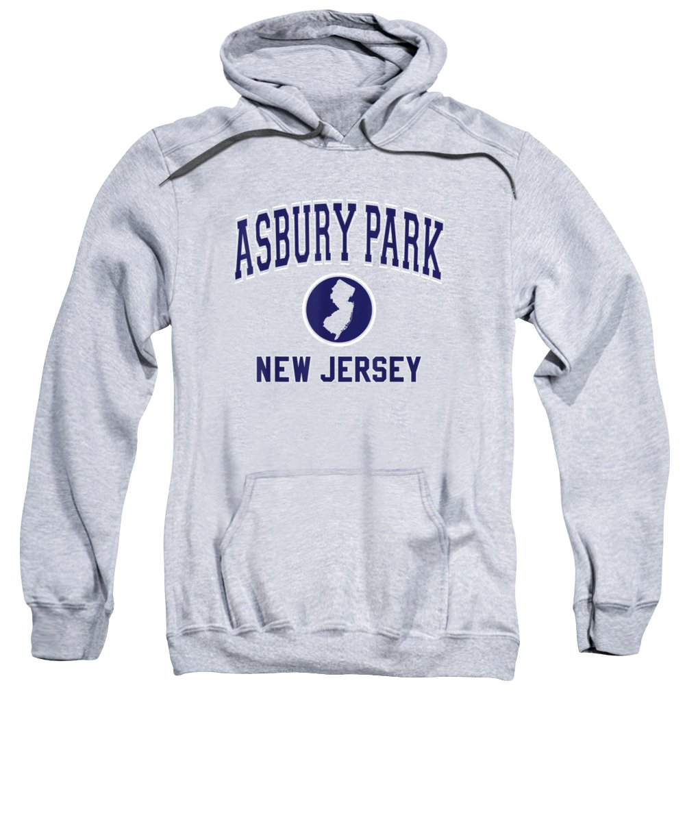 Asbury Park Hooded Sweatshirts T-Shirts