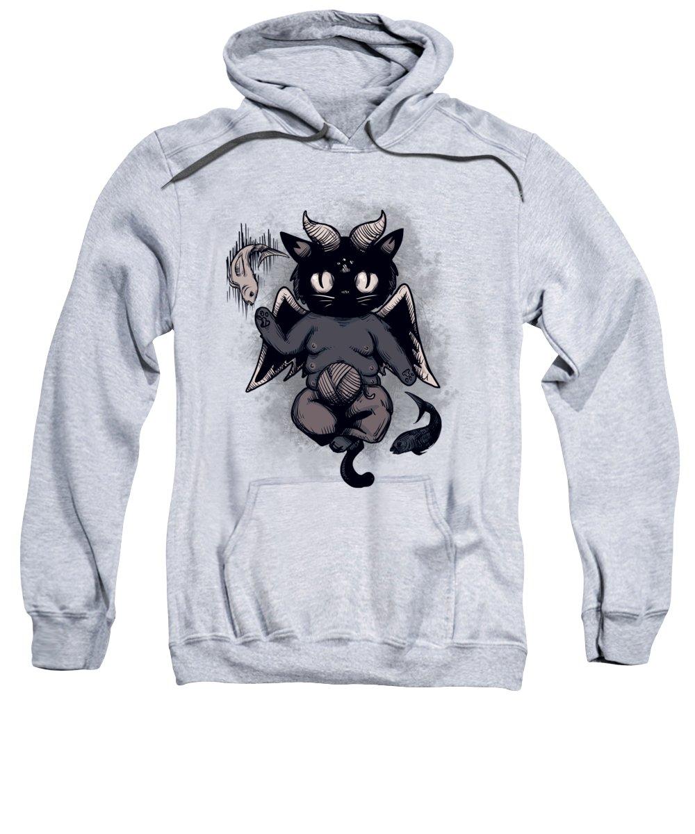 Bapho Cat Sweatshirt