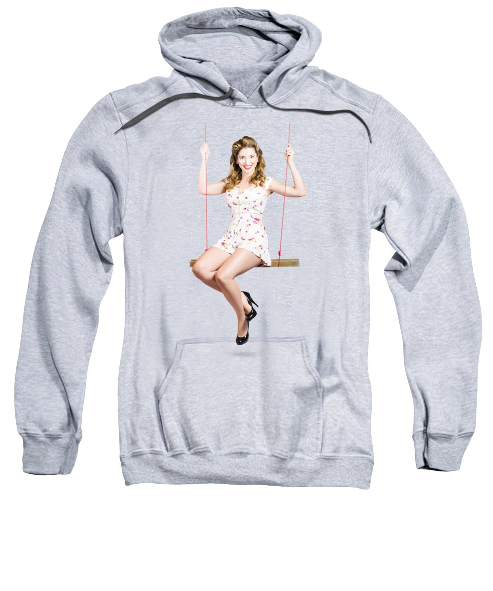 Vivacious Hooded Sweatshirts T-Shirts