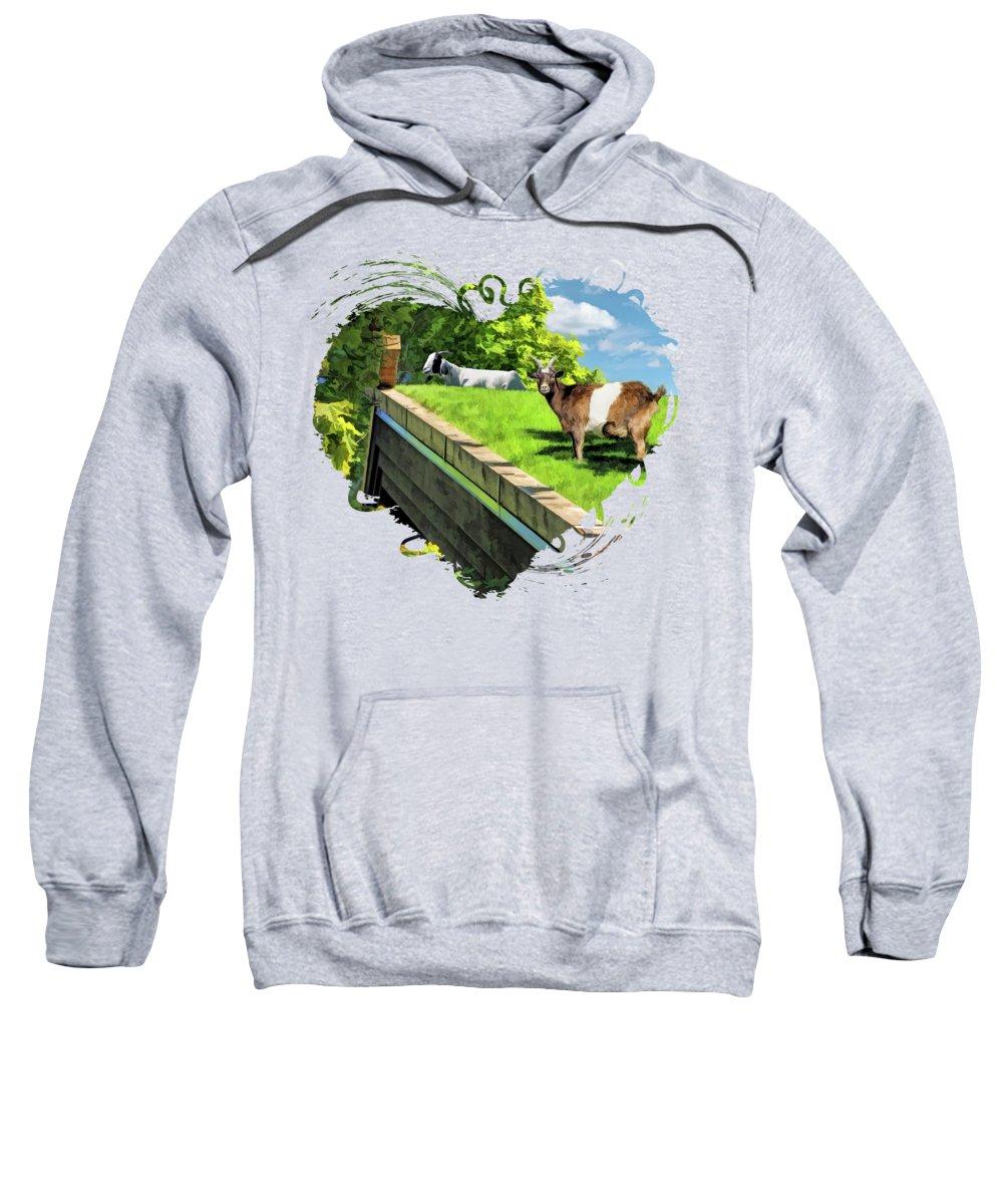 Roof Sweatshirts