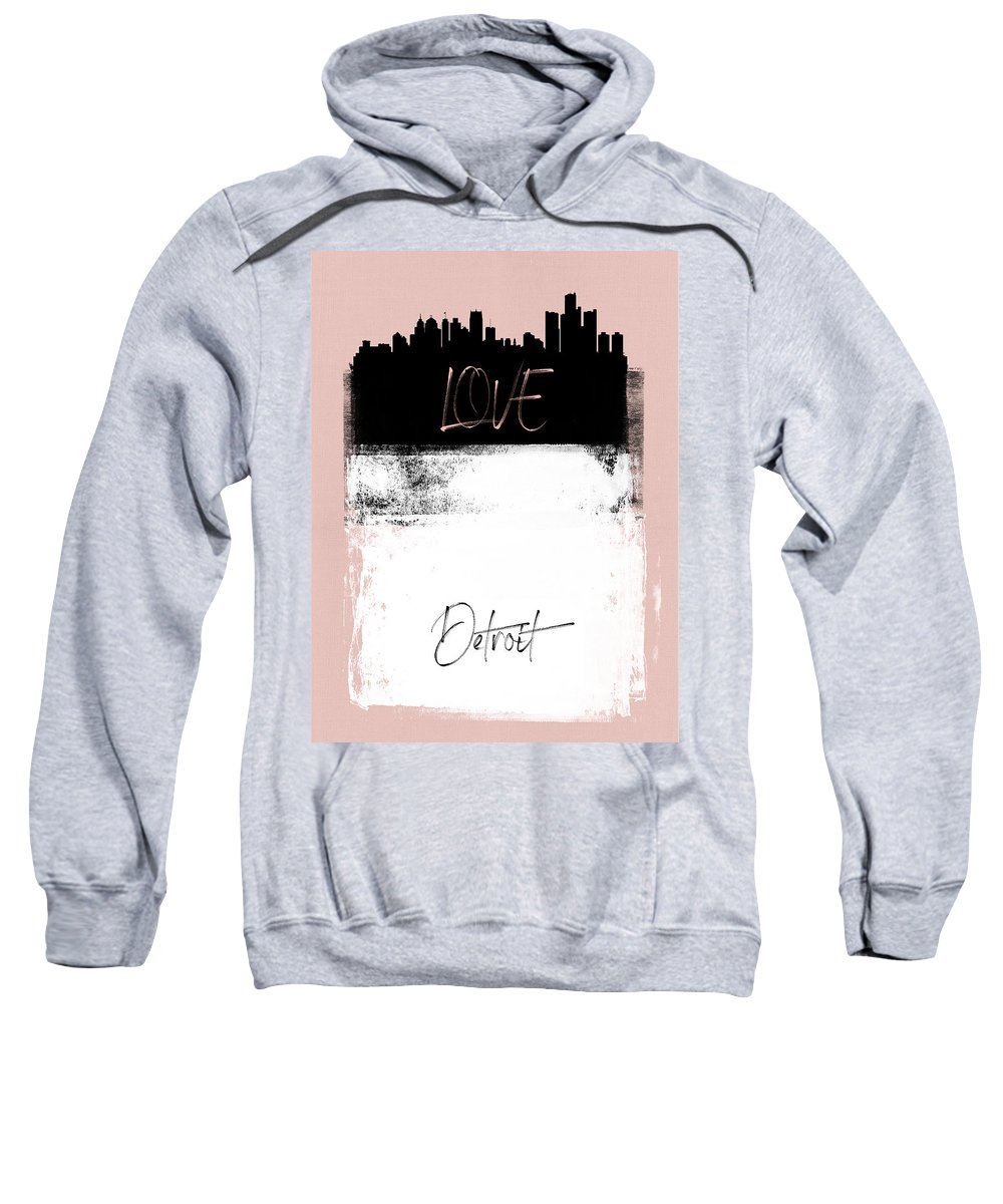 Designs Similar to Love Detroit by Naxart Studio