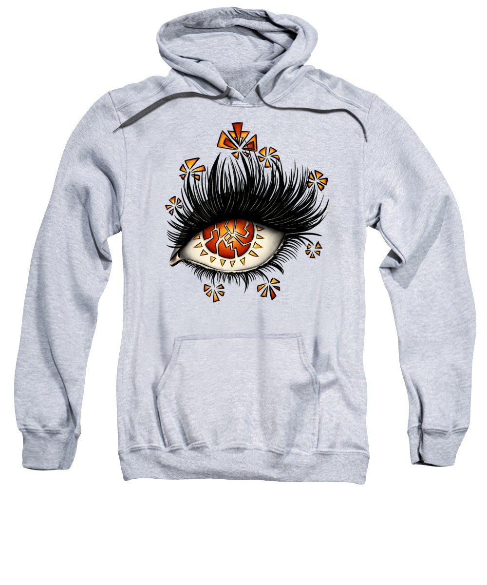 Magma Hooded Sweatshirts T-Shirts