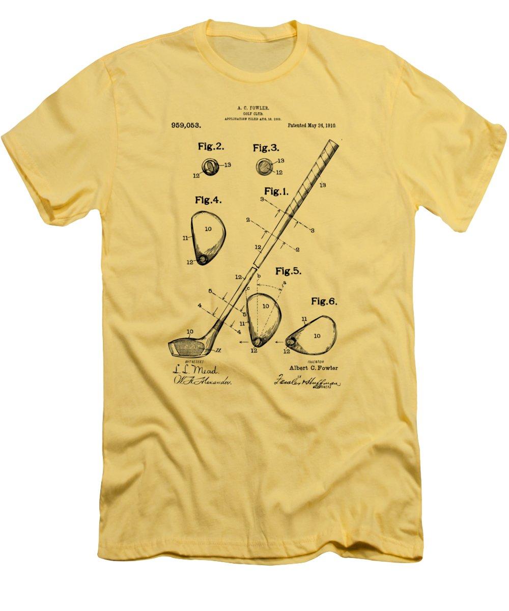 Golf Slim Fit T-Shirts