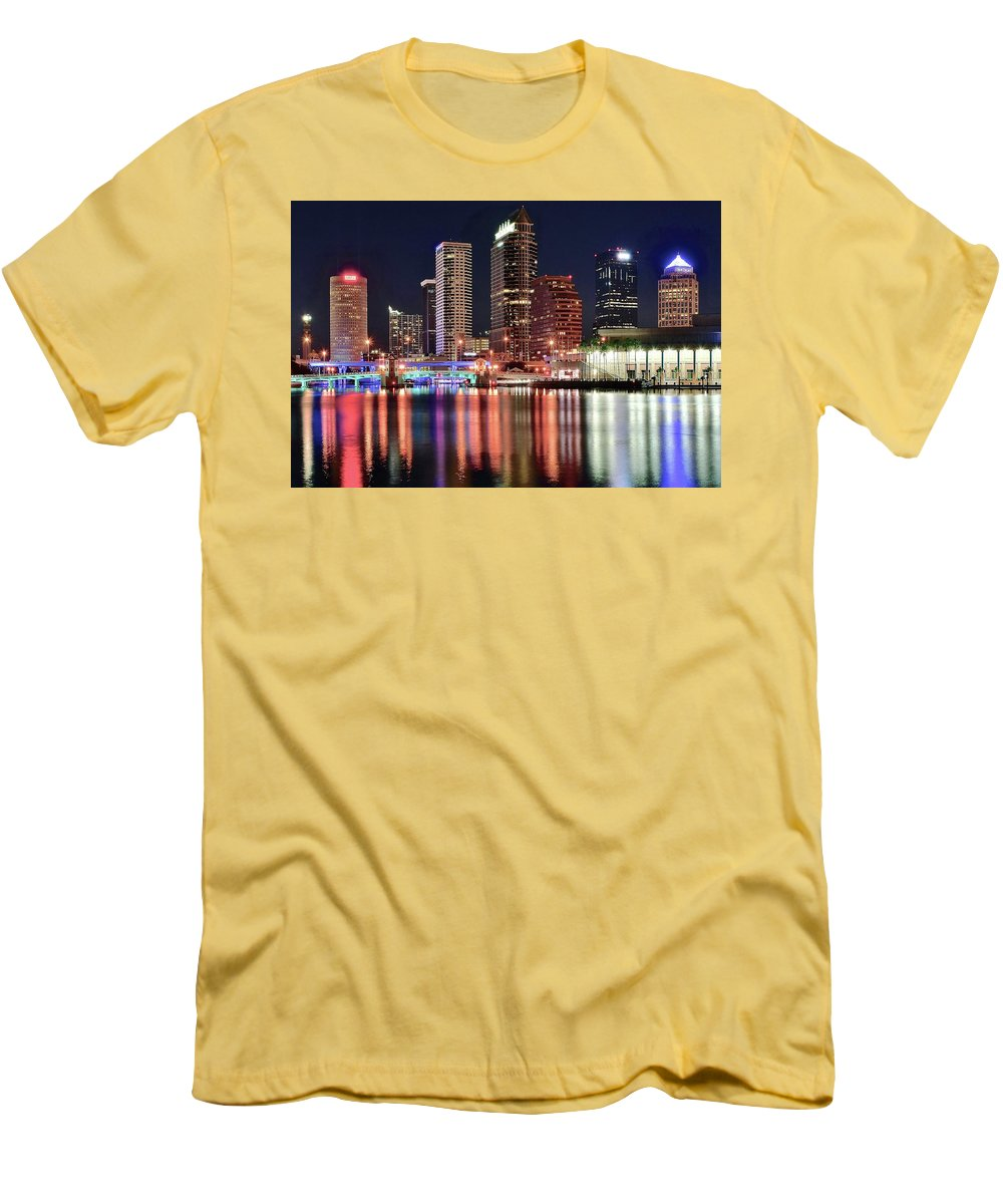 Glorious tampa bay florida t shirt for sale by frozen in Shirts for thin guys
