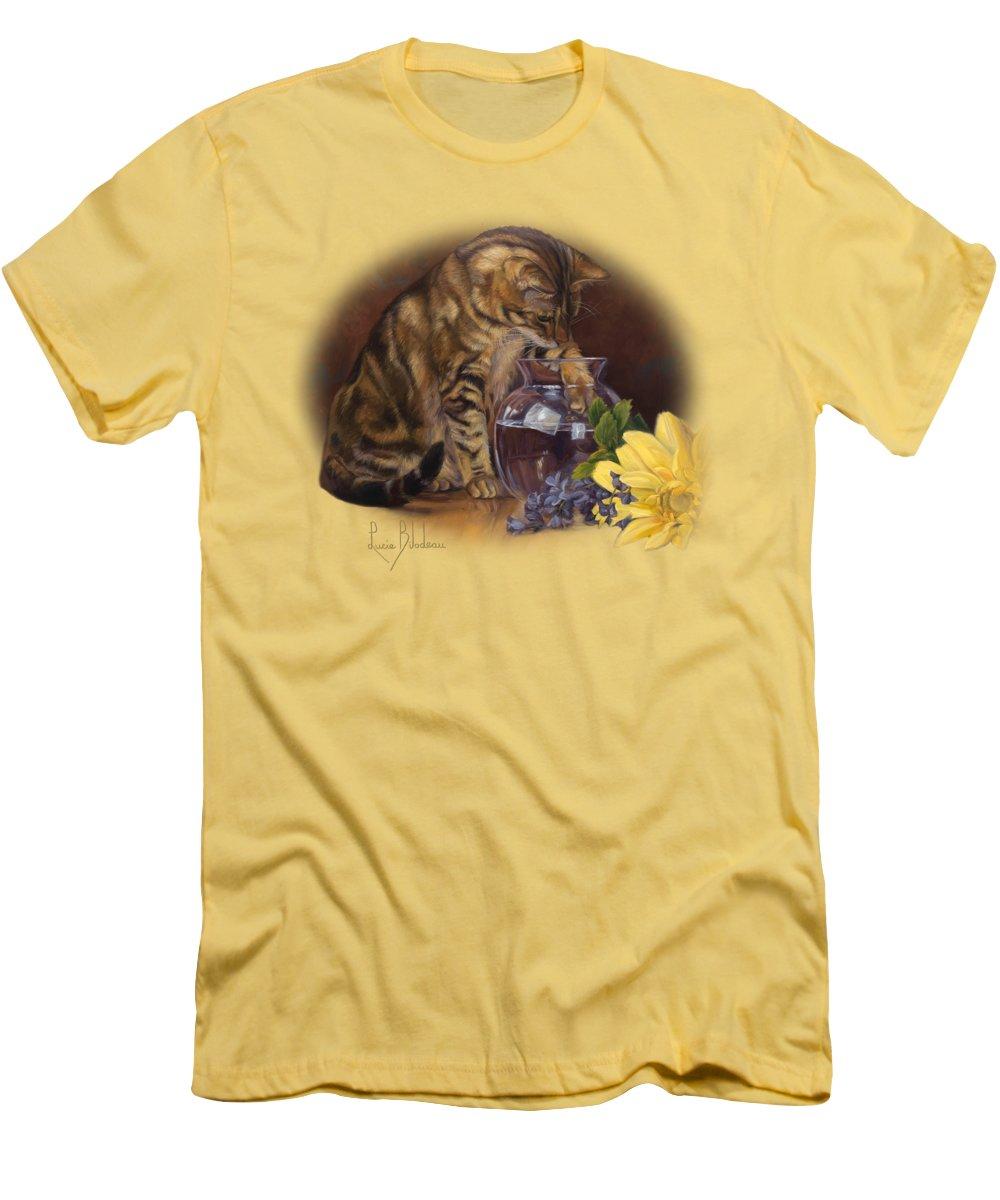 Daisies Slim Fit T-Shirts