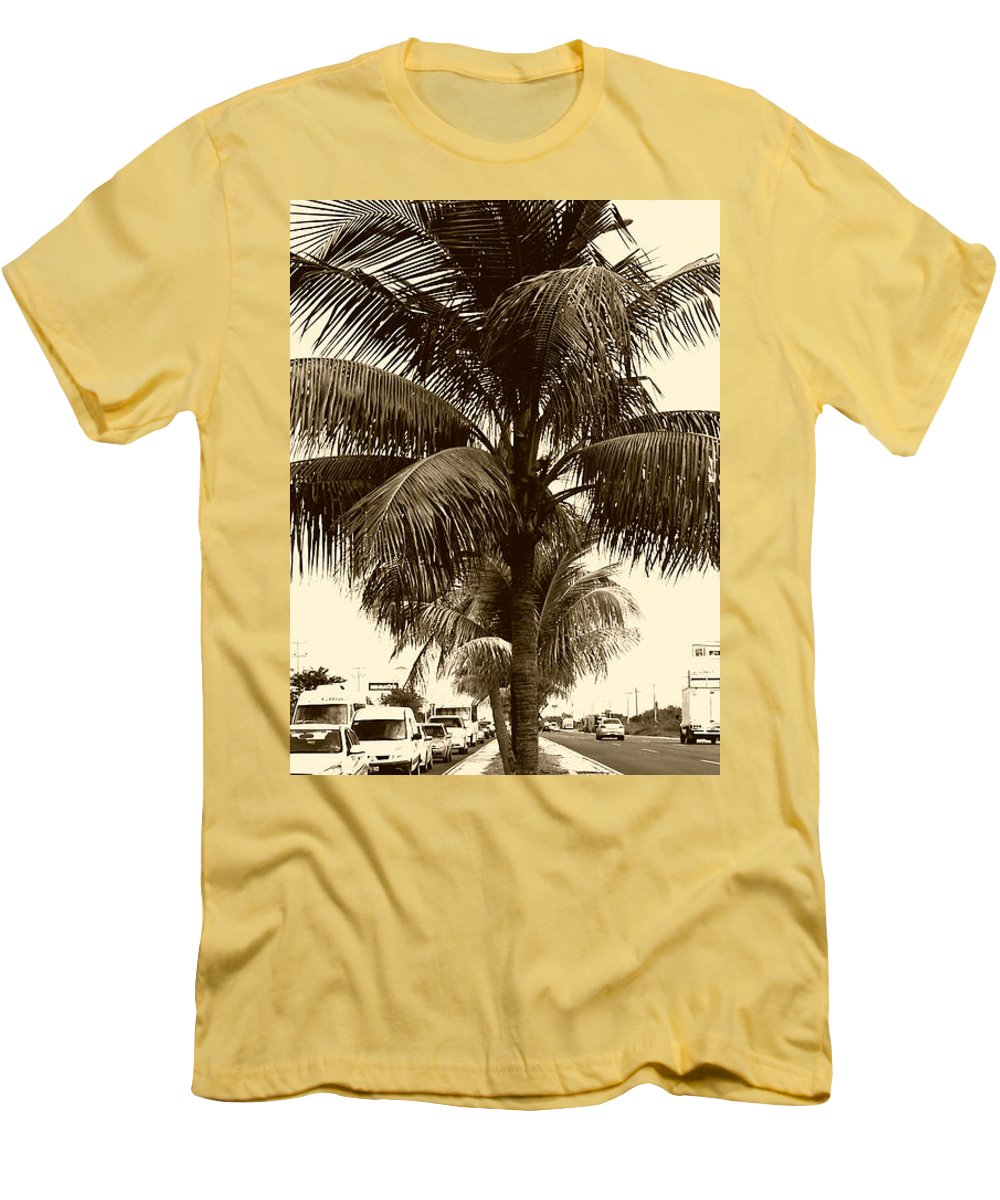 Rush Hour In Cancun T Shirt For Sale By Geoff Sadler Designs