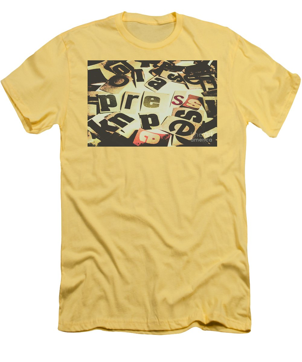 Cutting Out T-Shirts | Fine Art America