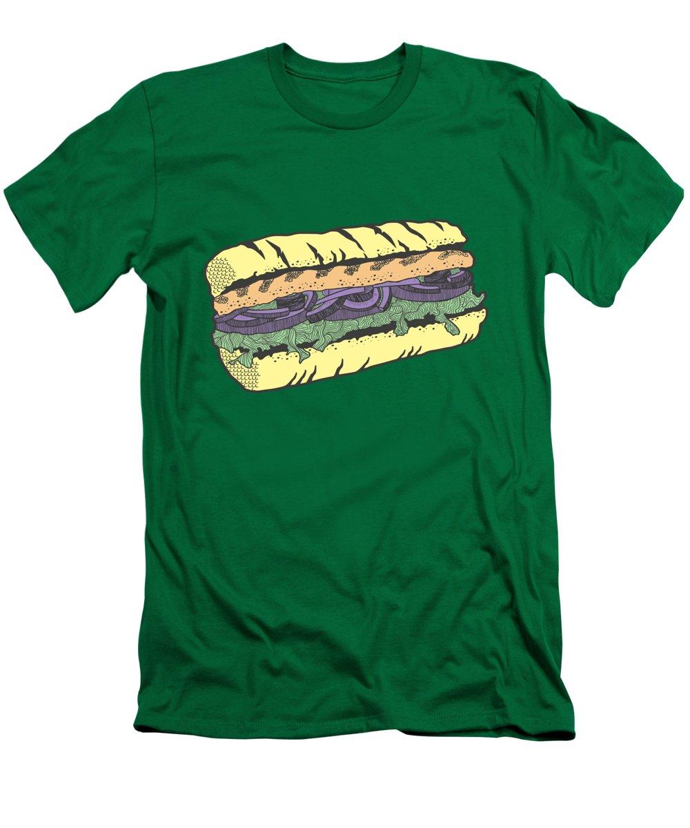 Onion Slim Fit T-Shirts