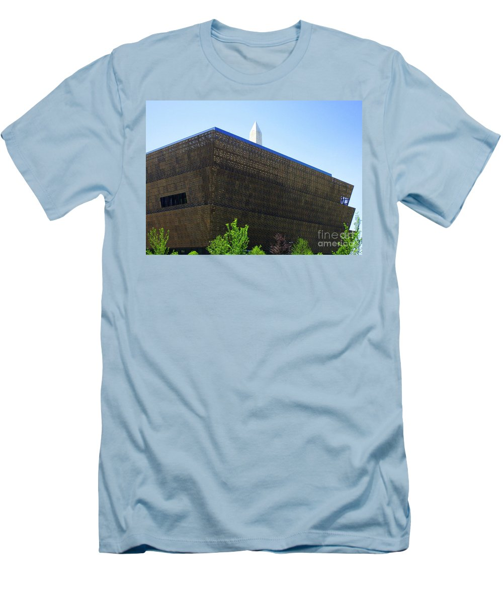 Smithsonian Museum Slim Fit T-Shirts
