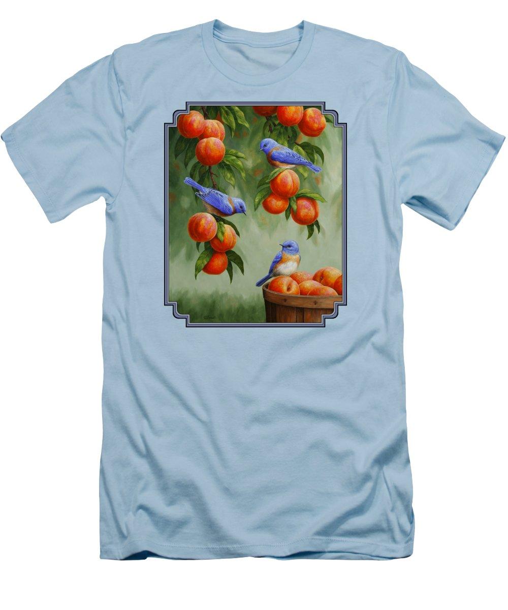 Peach T-Shirts