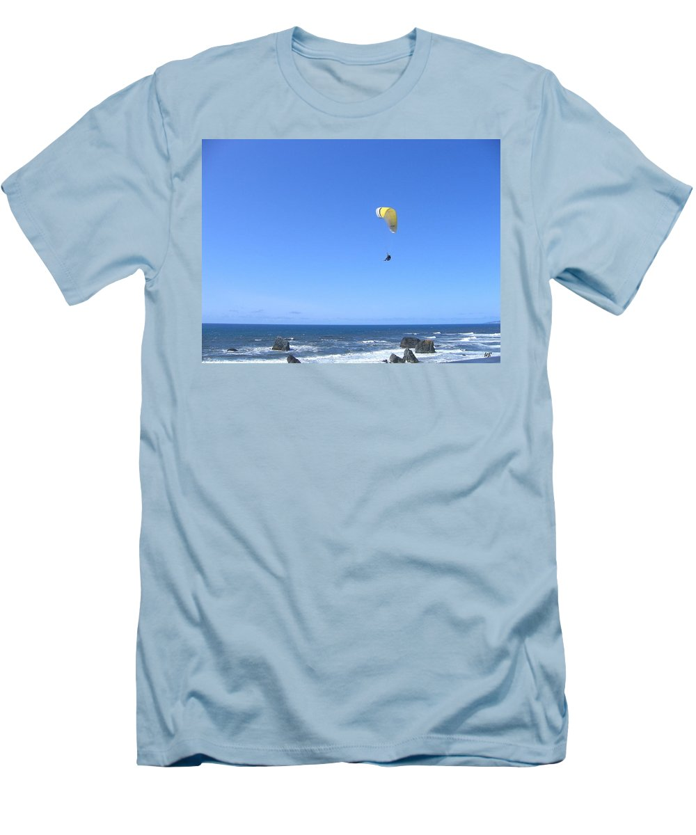 Bandon Men's T-Shirt (Athletic Fit) featuring the photograph Bandon 10 by Will Borden