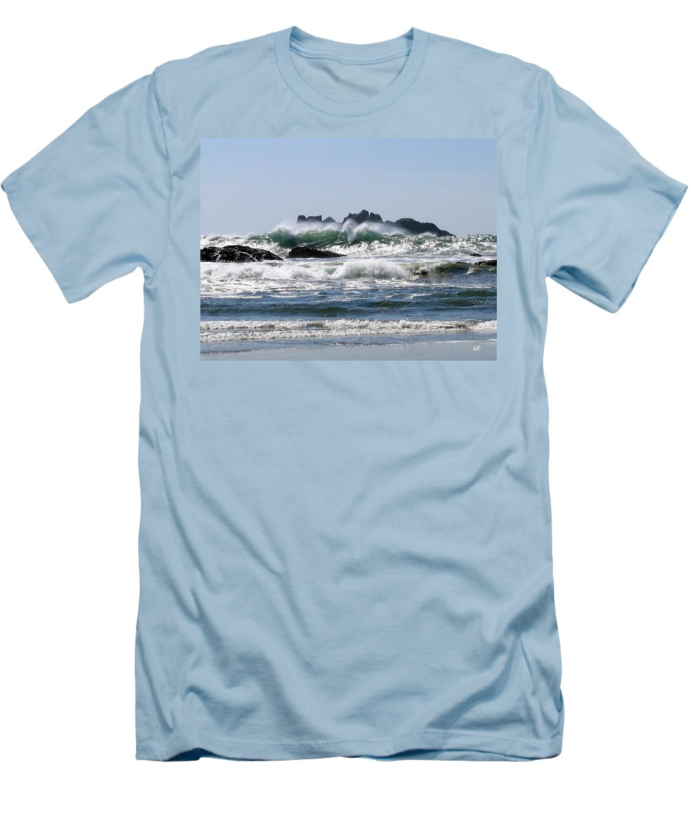 Bandon Men's T-Shirt (Athletic Fit) featuring the photograph Bandon 20 by Will Borden