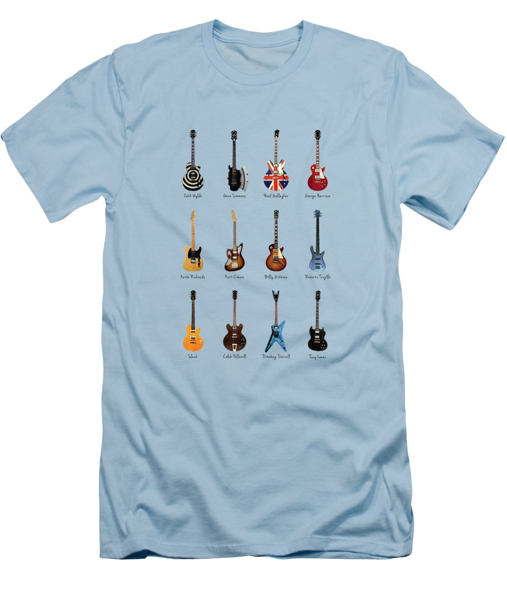 Neil Young Slim Fit T-Shirts