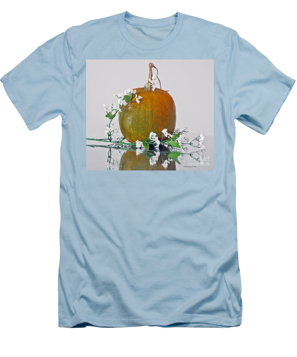 Photography Men's T-Shirt (Athletic Fit) featuring the photograph Harvest by Shelley Jones