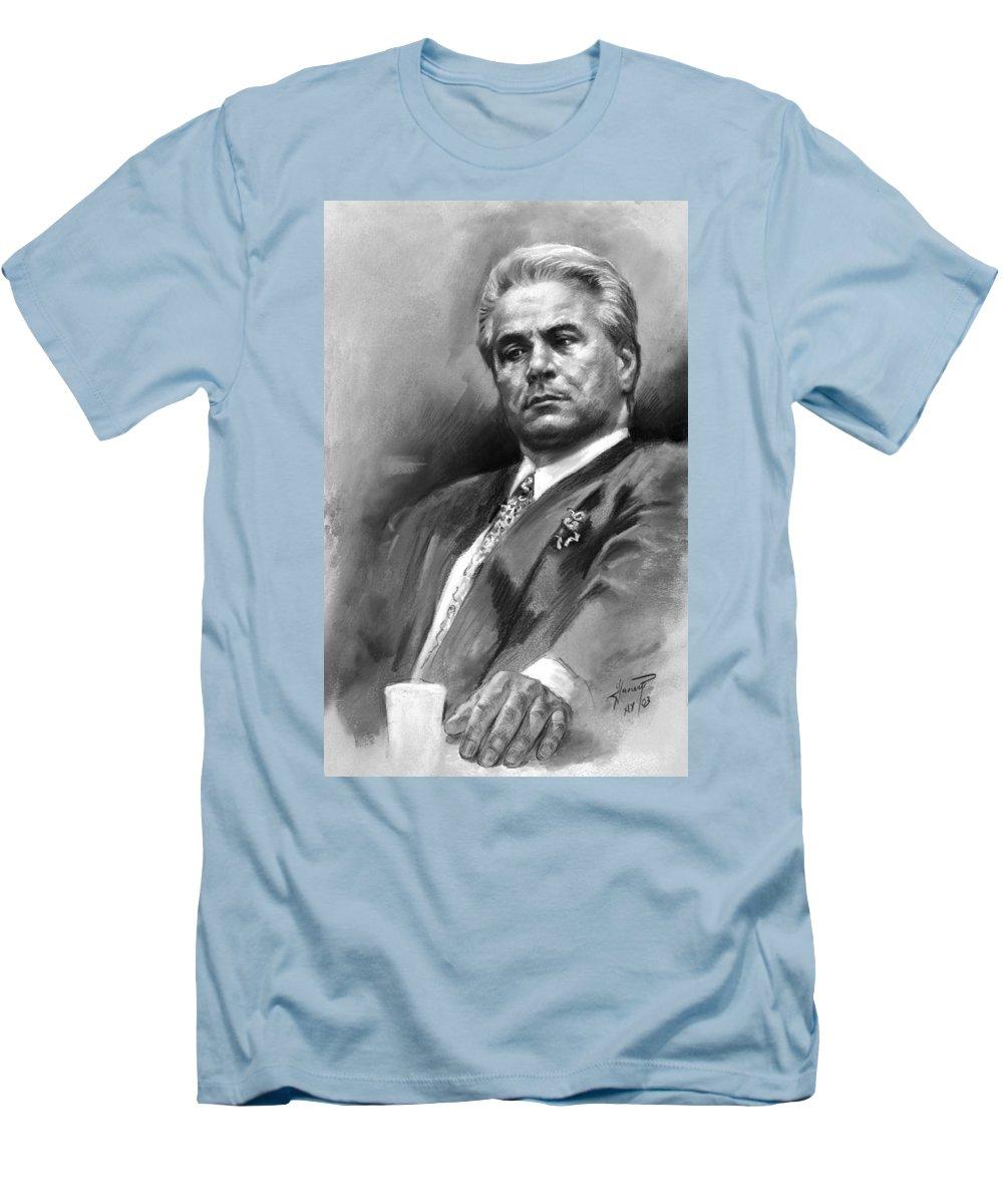John Gotti T Shirt For Sale By Ylli Haruni