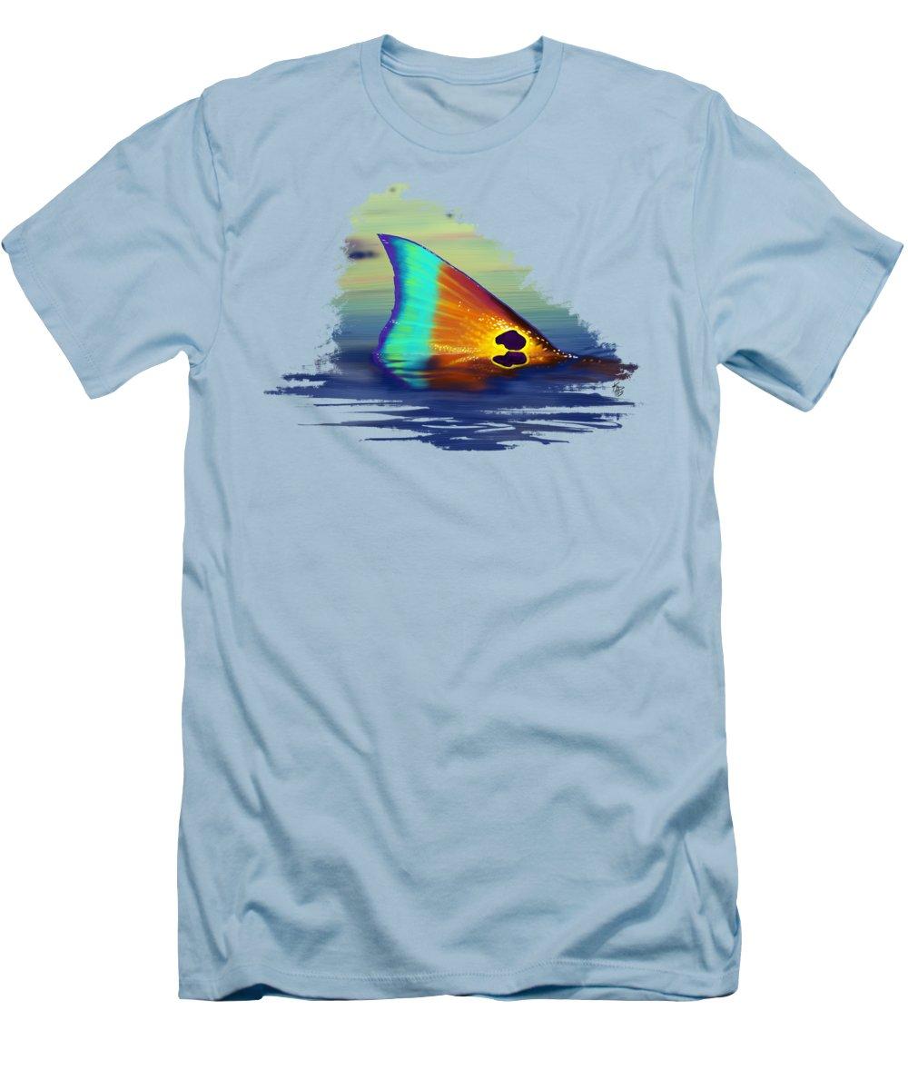 Drum Slim Fit T-Shirts