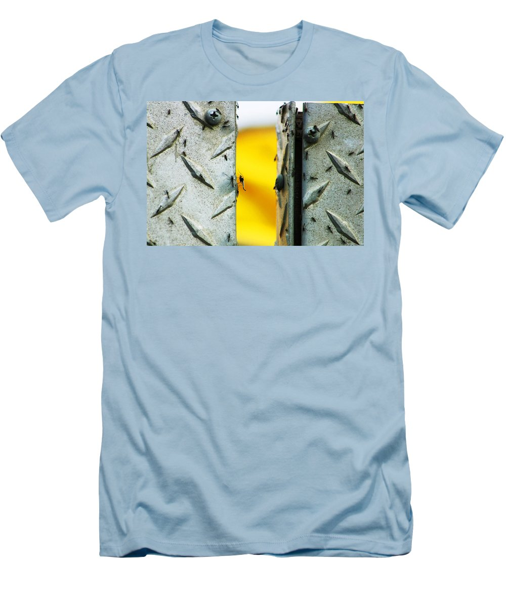 Mosquiros Men's T-Shirt (Athletic Fit) featuring the photograph Mosquitos by Anthony Jones