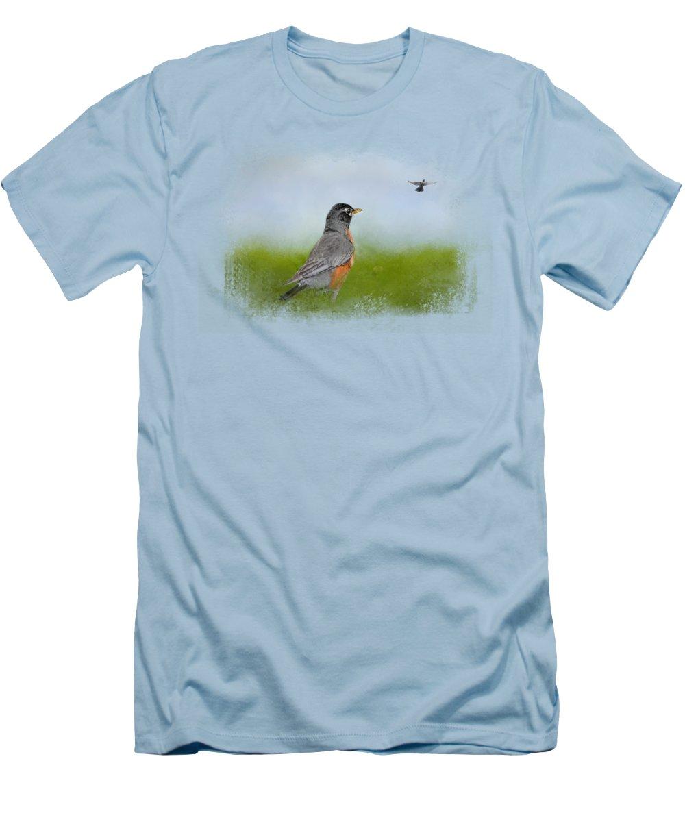 Robin Slim Fit T-Shirts