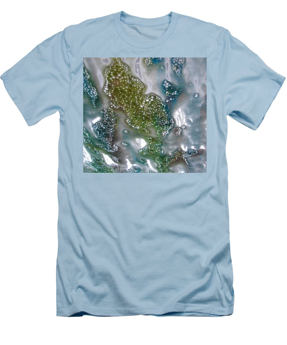 Men's T-Shirt (Athletic Fit) featuring the photograph Wax On by Luciana Seymour