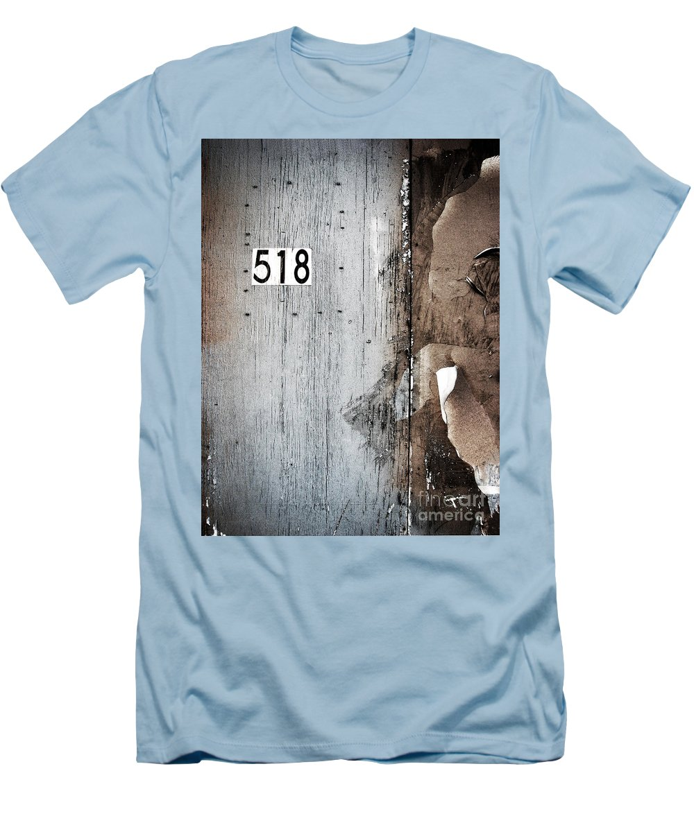 1 Men's T-Shirt (Athletic Fit) featuring the photograph We Are Each Others Keeper by Dana DiPasquale