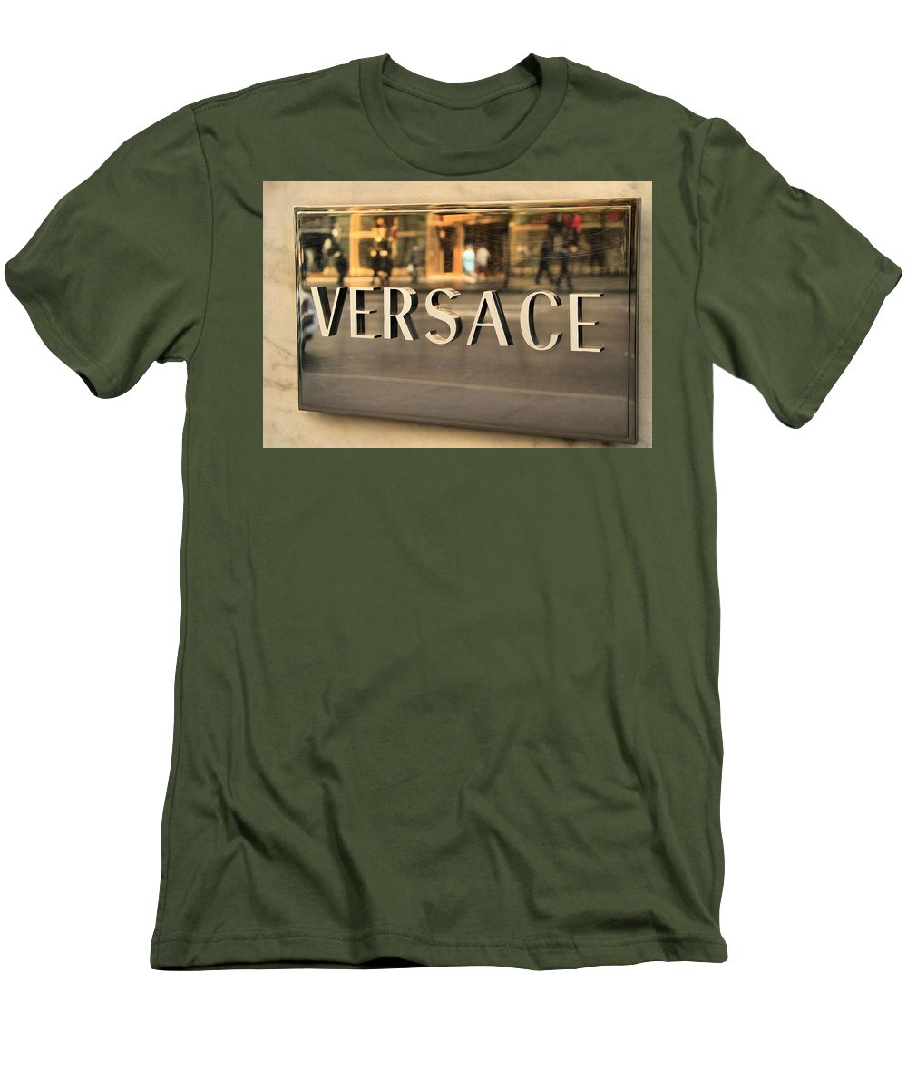 gianni versace t shirt