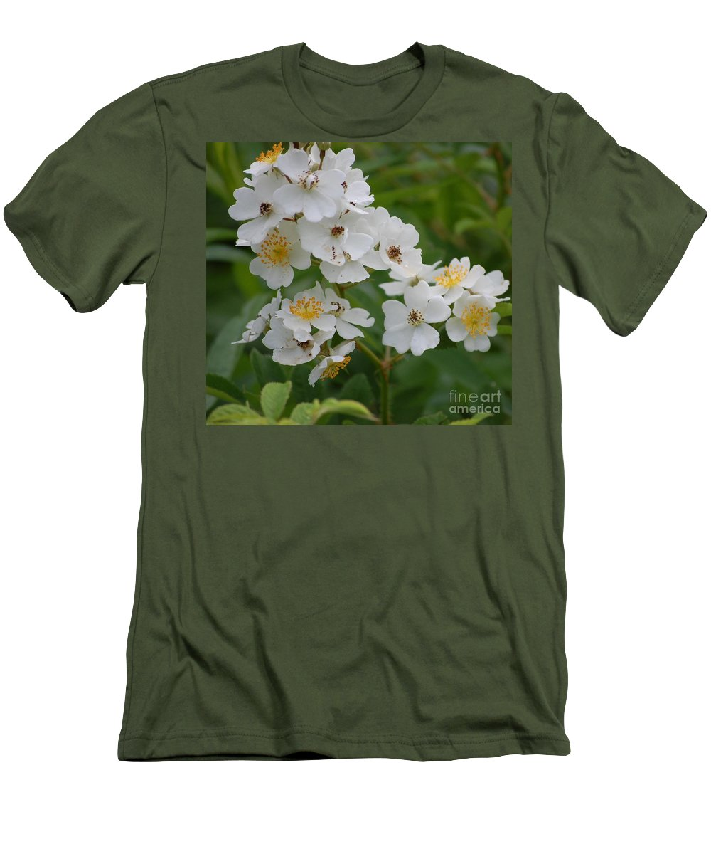 Men's T-Shirt (Athletic Fit) featuring the photograph Fruity Potential by David Lane