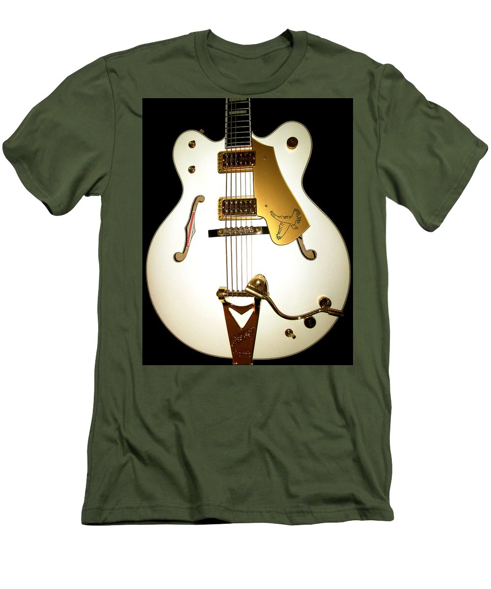 Gretsch White Falcon T Shirt For Sale By Lourry Legarde