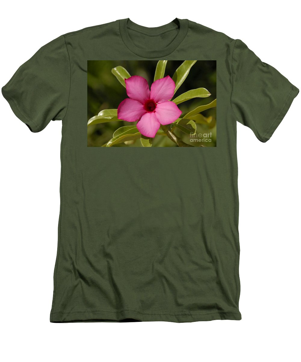 Spring Men's T-Shirt (Athletic Fit) featuring the photograph Spring by David Lee Thompson