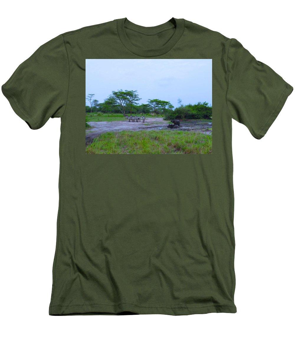 Exploramum Slim Fit T-Shirts