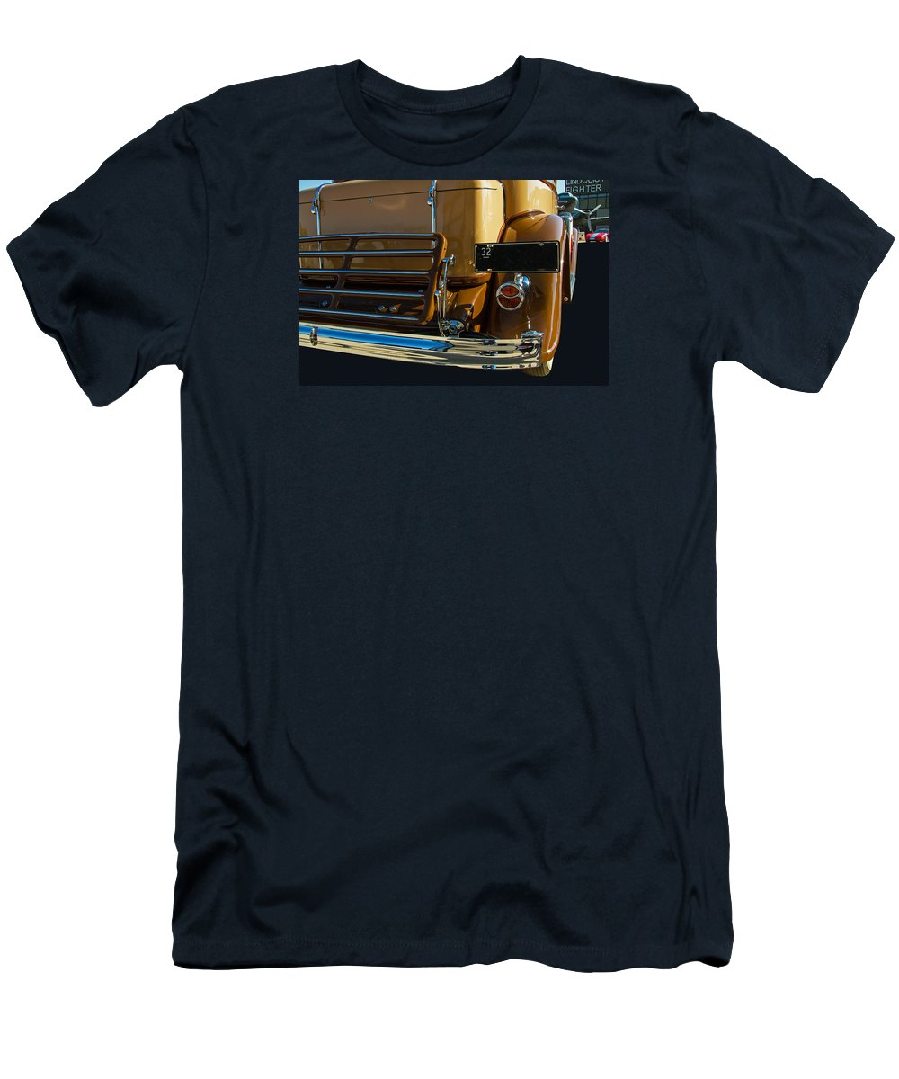 1932 Men's T-Shirt (Athletic Fit) featuring the photograph 1932 Buick Sedan by Nick Gray