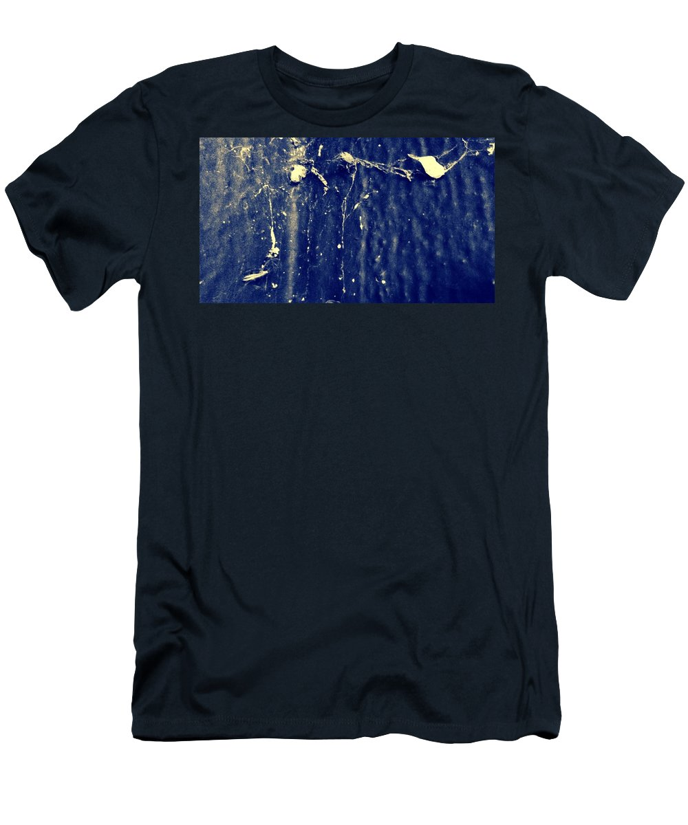 Abstract Men's T-Shirt (Athletic Fit) featuring the photograph Abstract #2 by Paulo Guimaraes