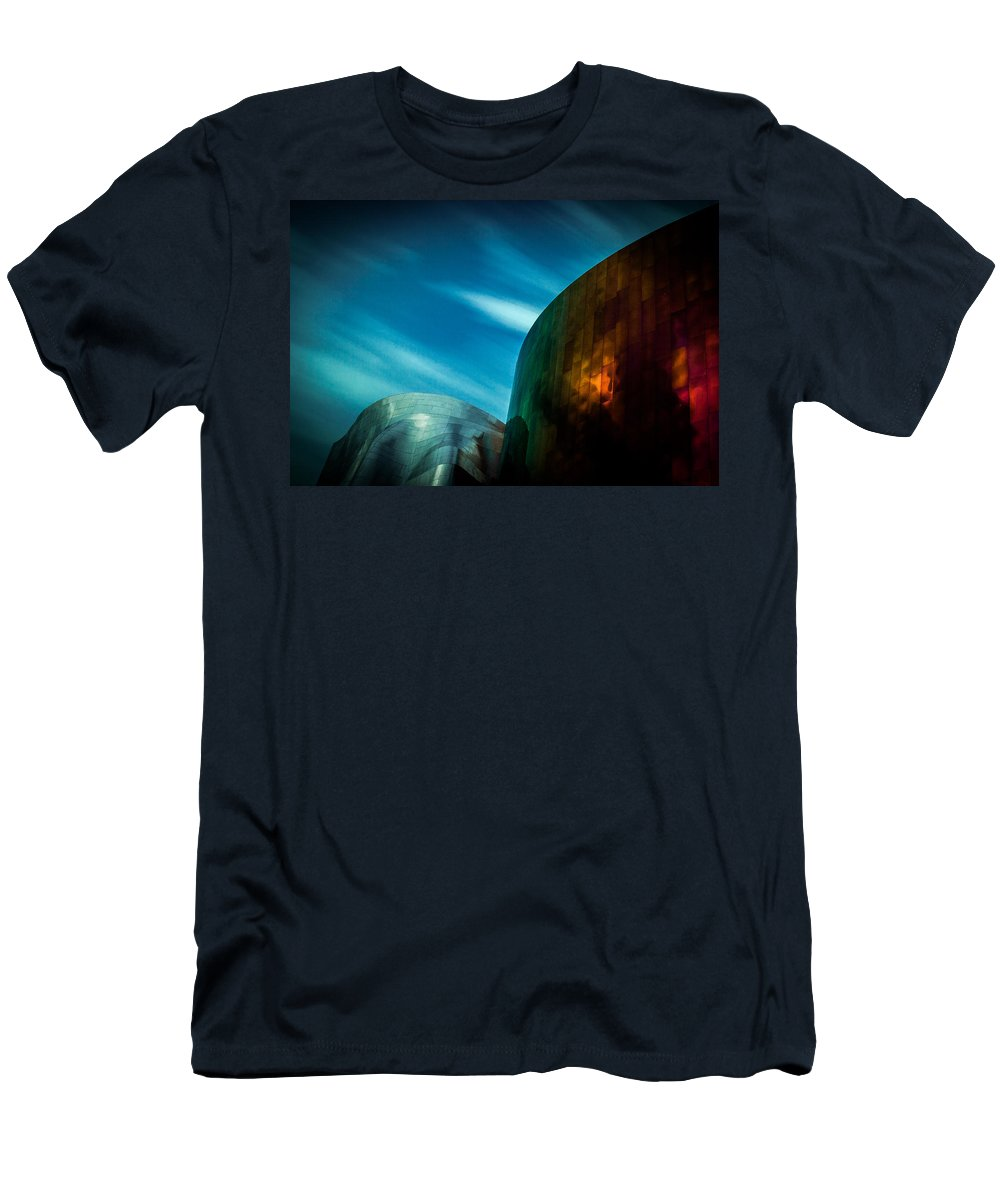 Emp Men's T-Shirt (Athletic Fit) featuring the photograph Are You Experienced by Dayne Reast