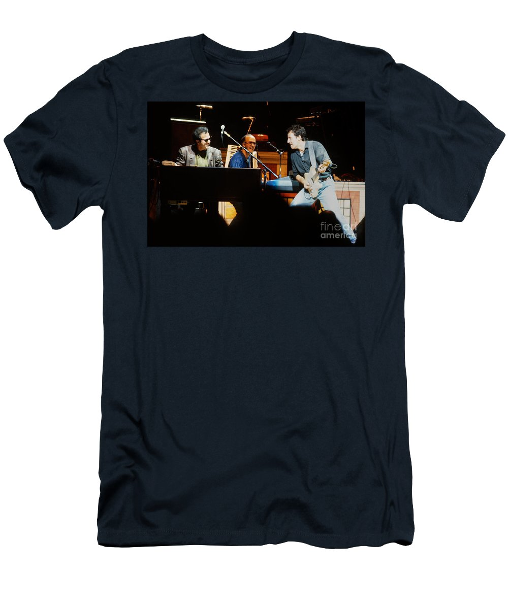 """Bruce Springsteen /"""" Rock Star /"""" Personalized T-shirts"""