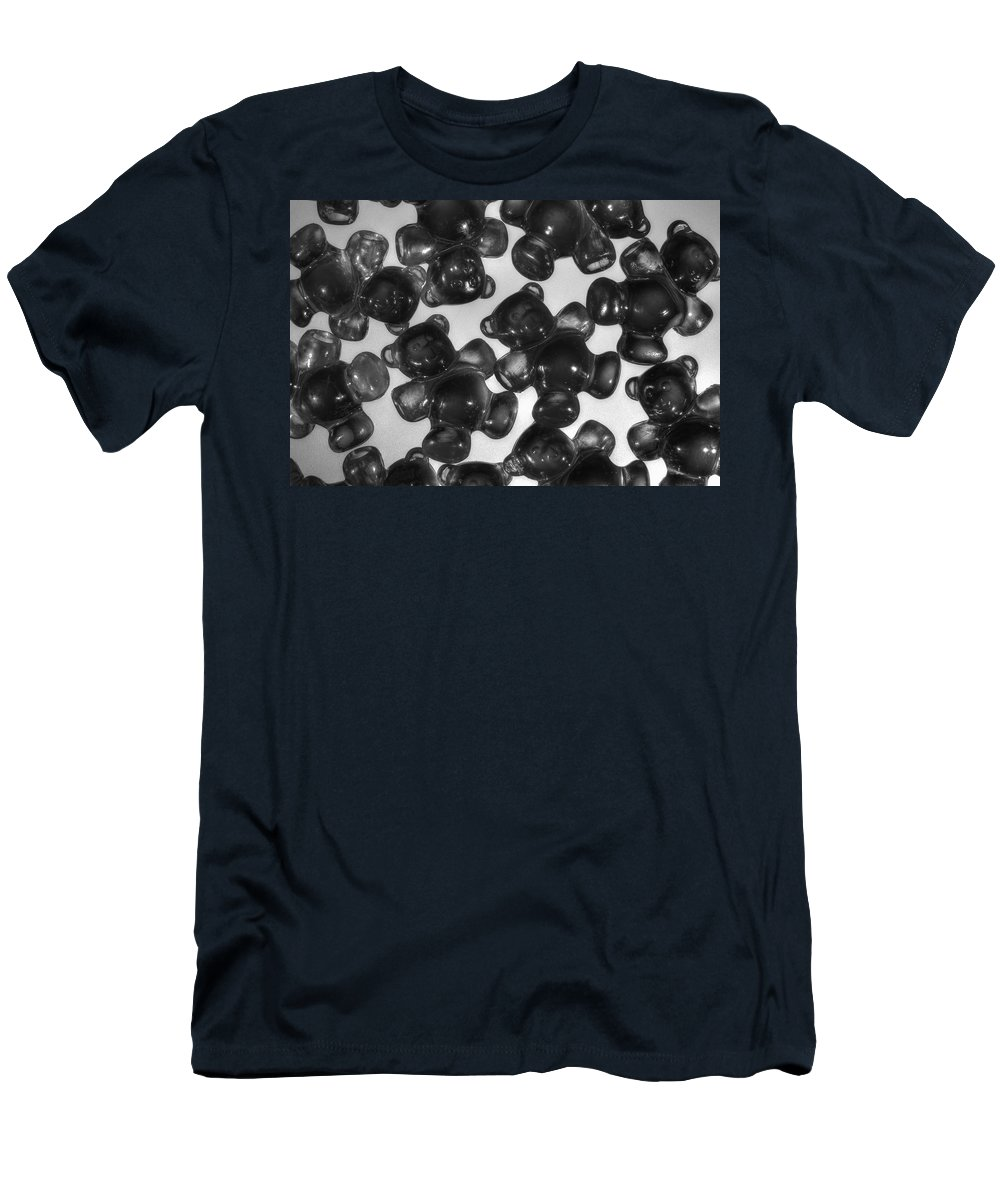 Bears Men's T-Shirt (Athletic Fit) featuring the photograph Da Bears by Richard J Cassato