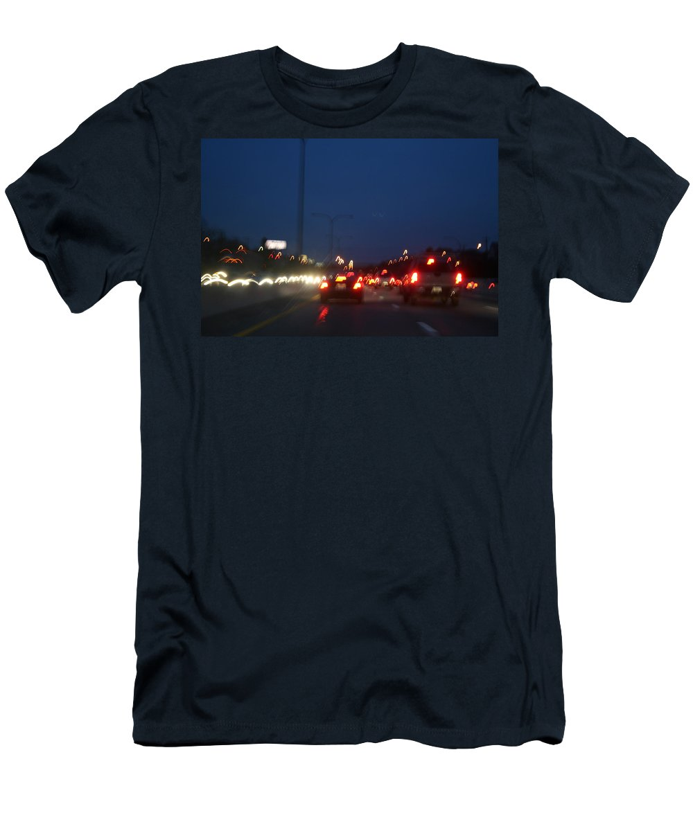 Img_5451 Men's T-Shirt (Athletic Fit) featuring the photograph Untitled by Taylor Webb