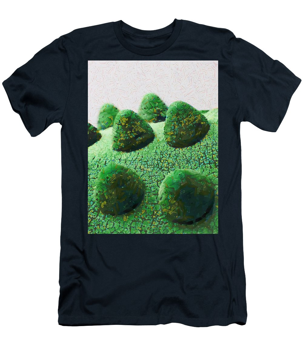 Tit Men's T-Shirt (Athletic Fit) featuring the photograph The Land Of Milk And Money by Steve Taylor
