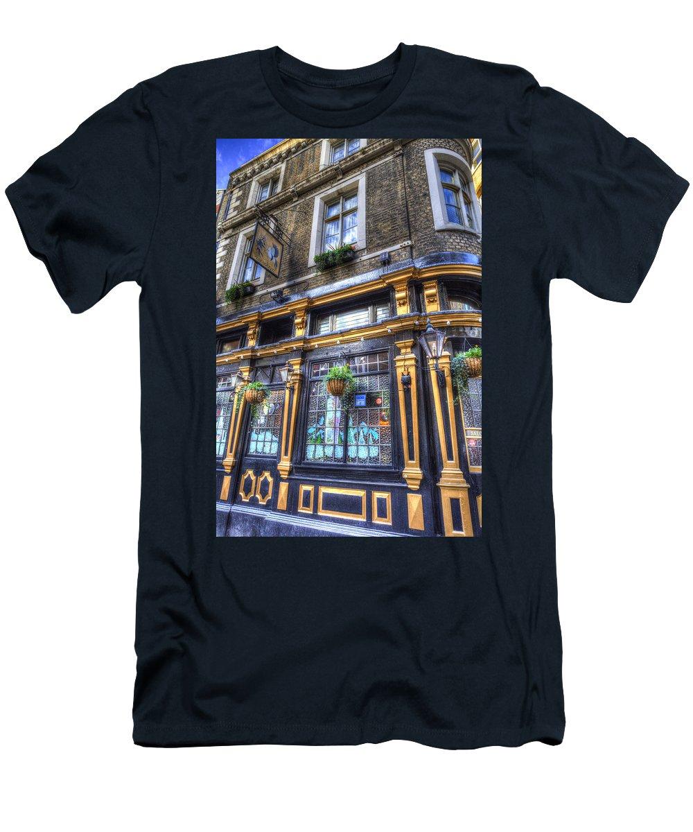 d51467a0a The Cockpit Pub London T-Shirt for Sale by David Pyatt