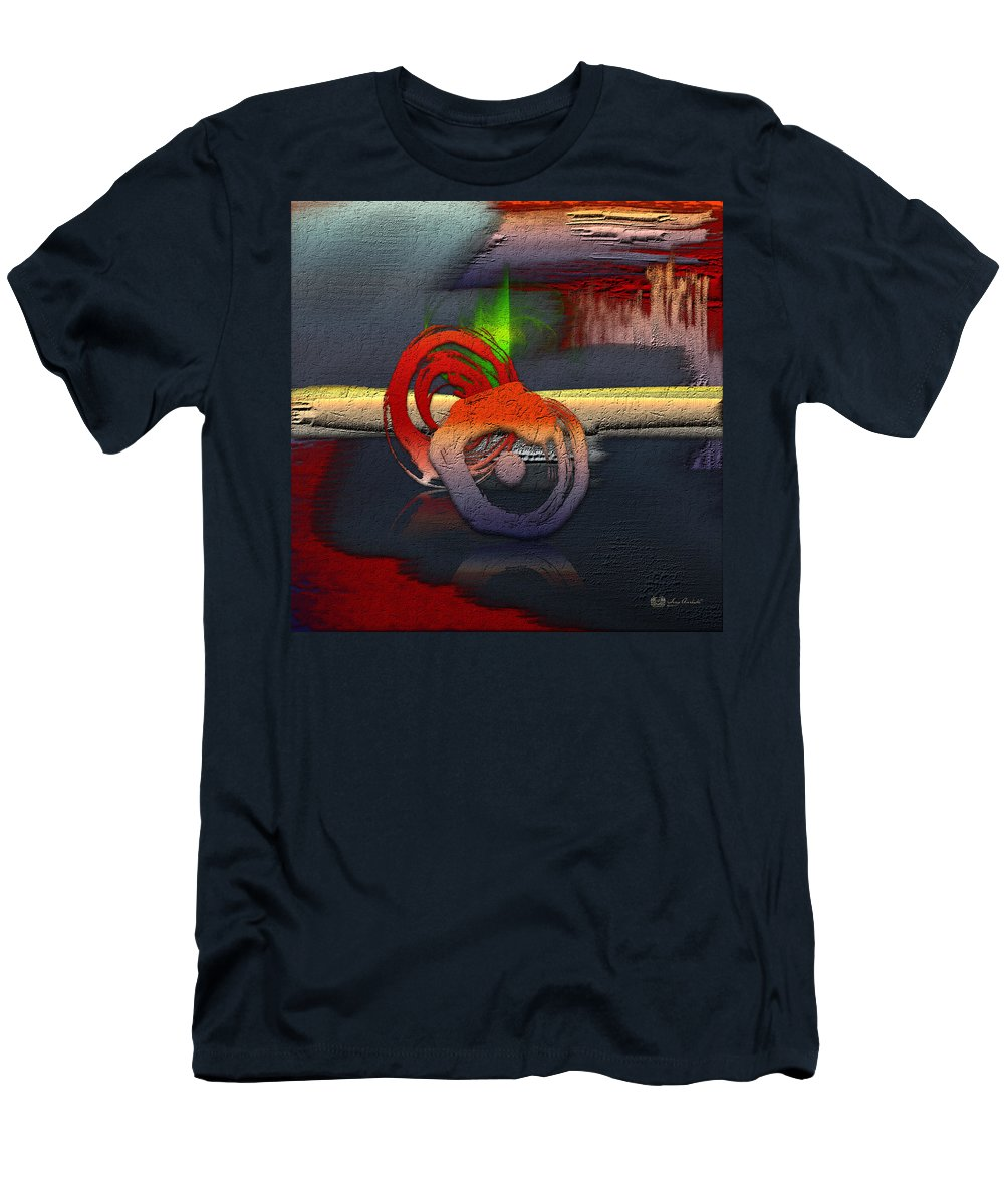 Abstracts Plus By Serge Averbukh T-Shirt featuring the photograph The Night is Young by Serge Averbukh