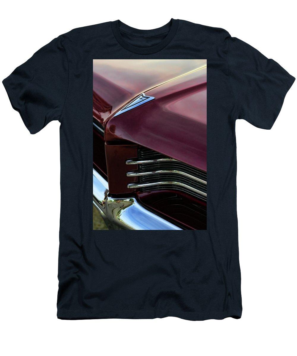 1964 Men's T-Shirt (Athletic Fit) featuring the photograph 1964 Pontiac Bonneville by Gordon Dean II