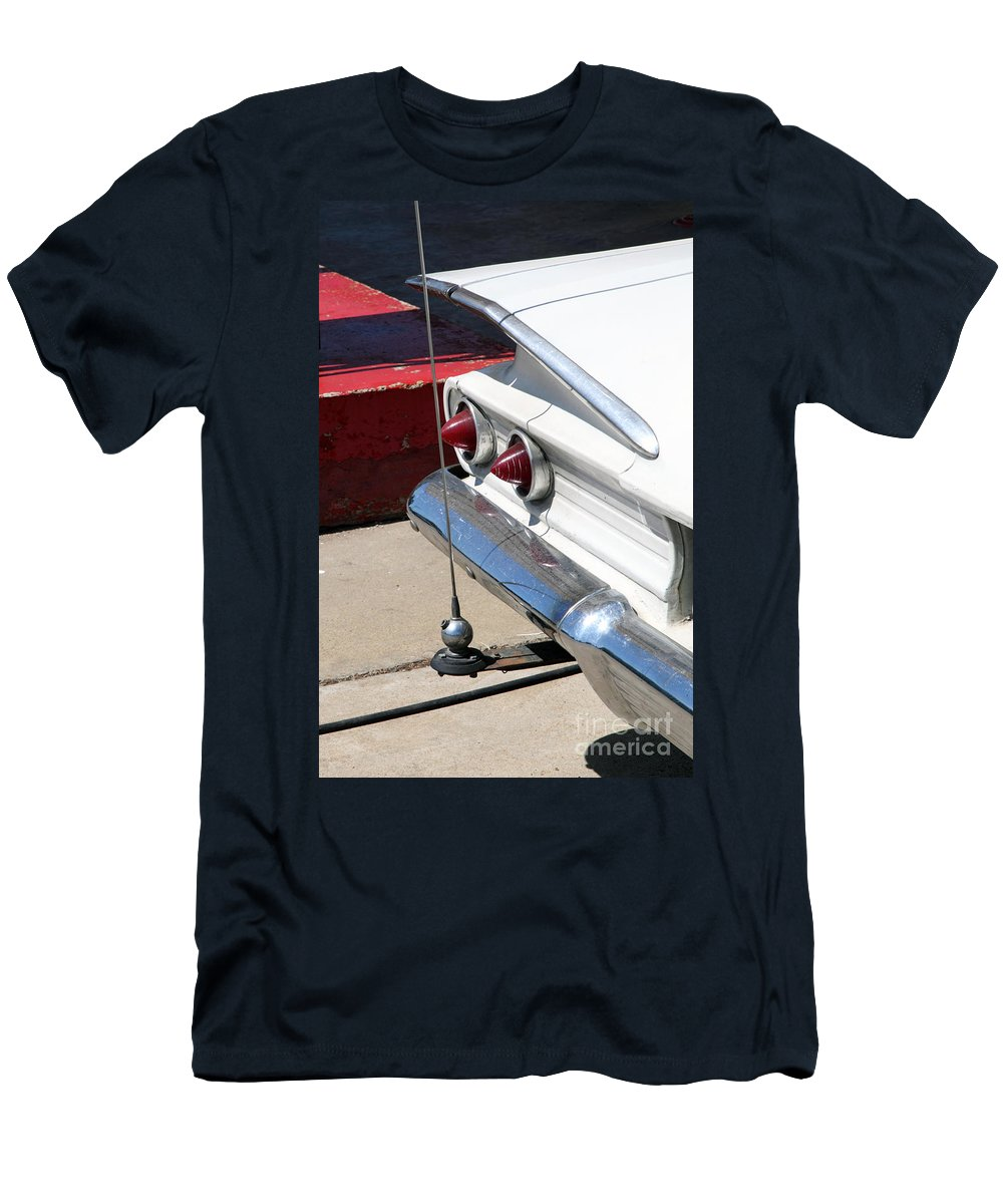 Biscayne Men's T-Shirt (Athletic Fit) featuring the photograph Biscayne by Amanda Barcon