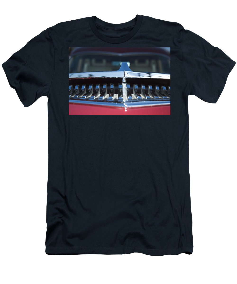 Auto T-Shirt featuring the photograph A Toothy Grin by Richard Henne