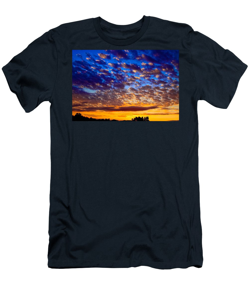 Related Tags: Men's T-Shirt (Athletic Fit) featuring the photograph Amazing by Robert Pearson