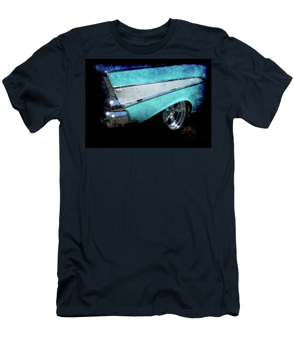 Bel Air Men's T-Shirt (Athletic Fit) featuring the photograph Bel Air by Ernie Echols