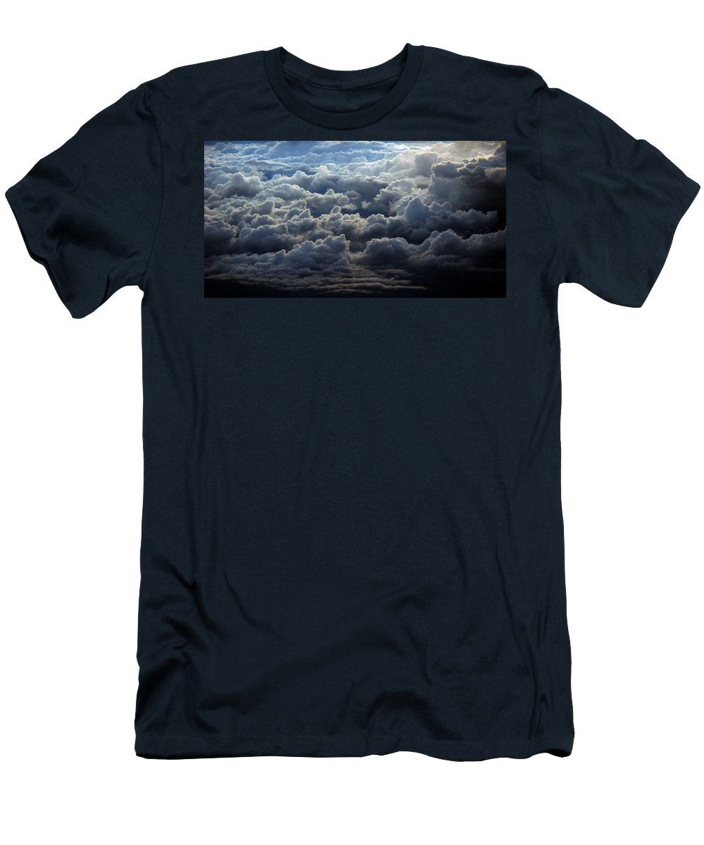 Aviation Art Men's T-Shirt (Athletic Fit) featuring the photograph Cb3.08 by Strato ThreeSIXTYFive