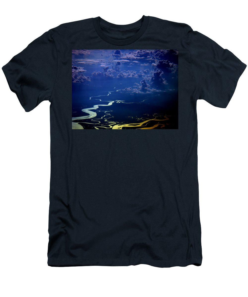 Aviation Art Men's T-Shirt (Athletic Fit) featuring the photograph Cb3.91 by Strato ThreeSIXTYFive