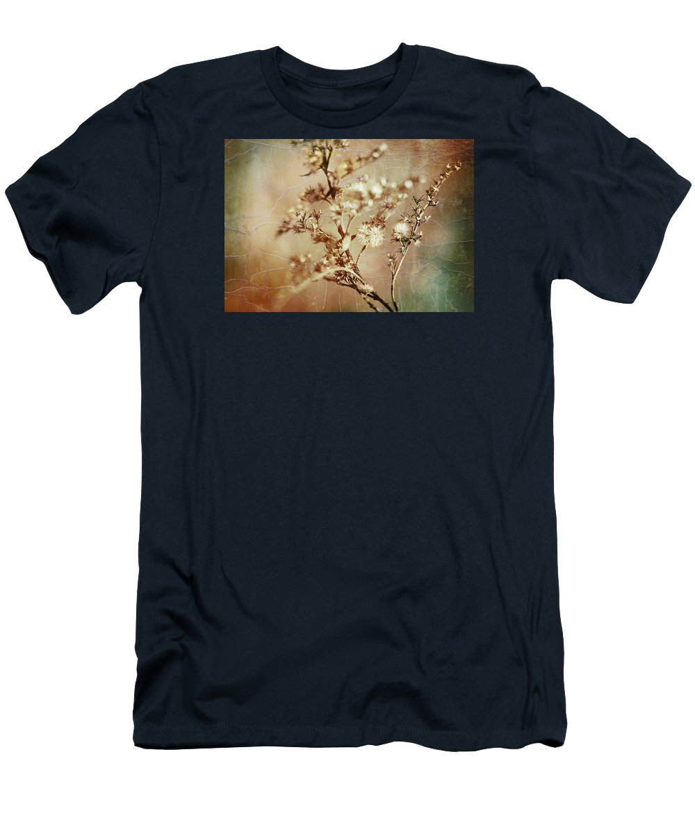 Men's T-Shirt (Athletic Fit) featuring the photograph Glamorous Autumn by AugenWerk Susann Serfezi