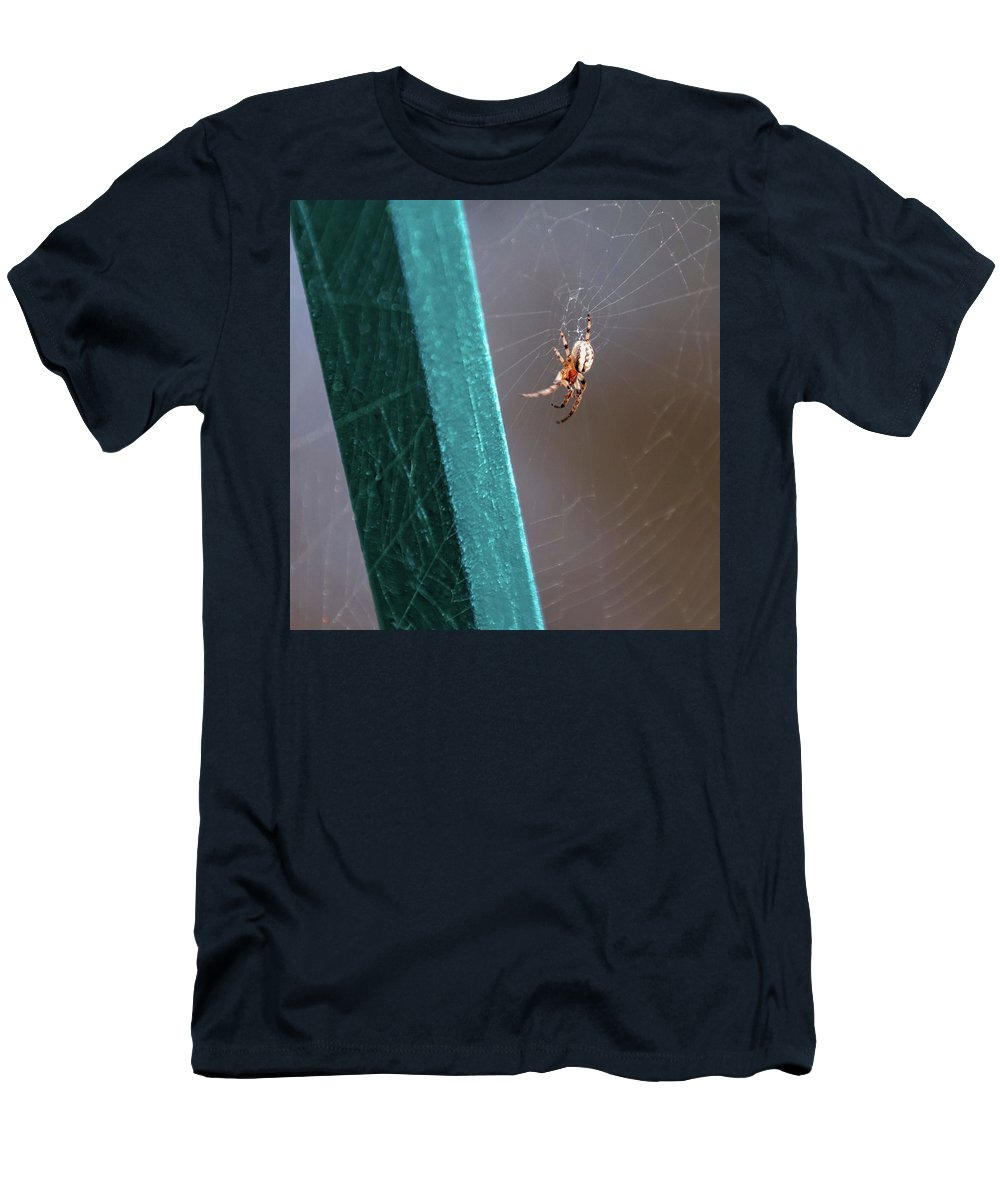 Steve Harrington Men's T-Shirt (Athletic Fit) featuring the photograph Itsy Bitsy 3 by Steve Harrington