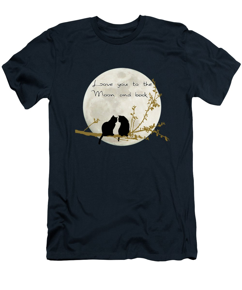 Full Moon T-Shirts