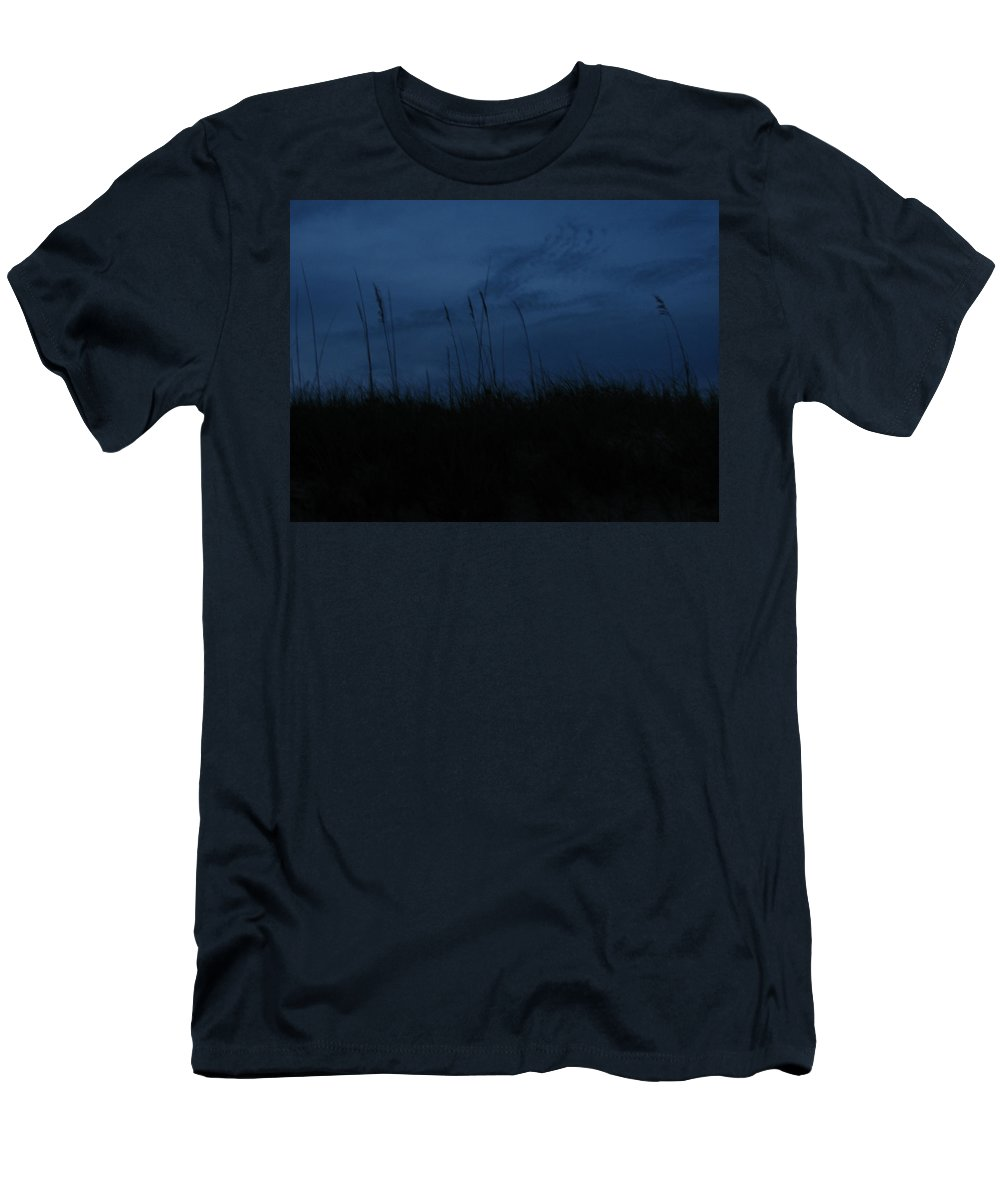 T-Shirt featuring the photograph Midnight Motion 2 by Creative Solutions RipdNTorn